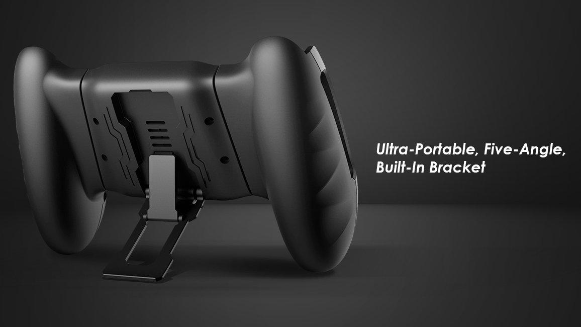 Gamesir F1 จอยยึดมือถือ พร้อมจอยสติ๊กมือถือ Gamesir F1 Smartphone Grip with Adjustable Mobile Joystick