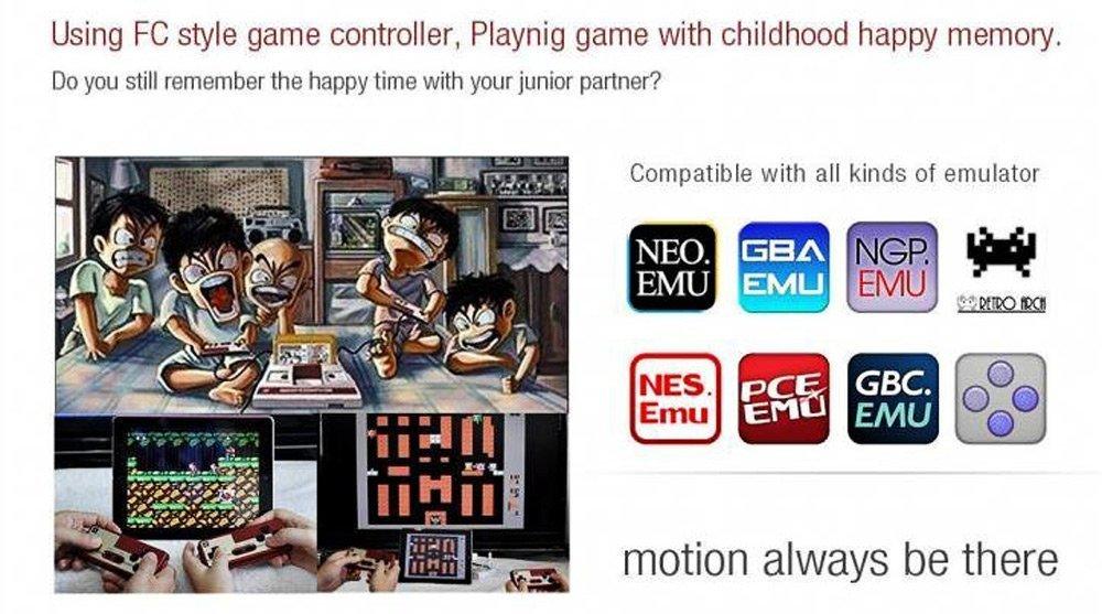 8bitdo NES30Pro เกมส์คอนโทรลเลอร์บลูทูธไร้สาย จอยเกมส์ไร้สาย For Android - PC Mac Linux Nintendo Switch