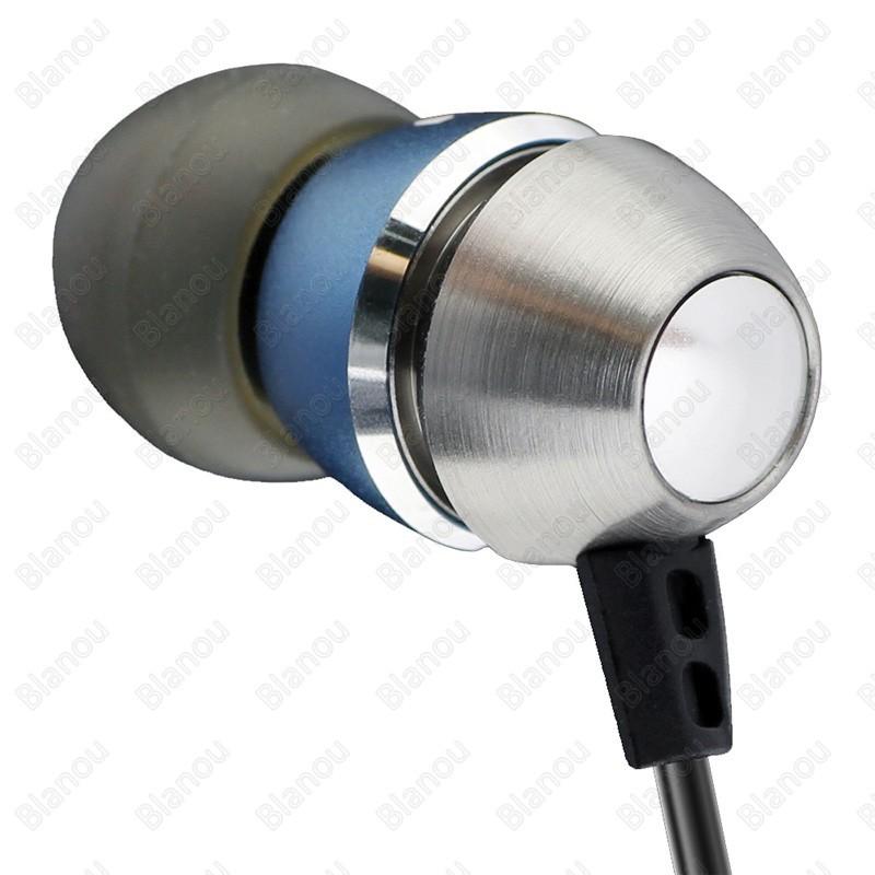 Astrotec AM700M – Hi-Fi หูฟังสเตอริโอแบบ อินเอียร์ พร้อมด้วยไมโครโฟนและ ระบบเสียง เมก้าเบส