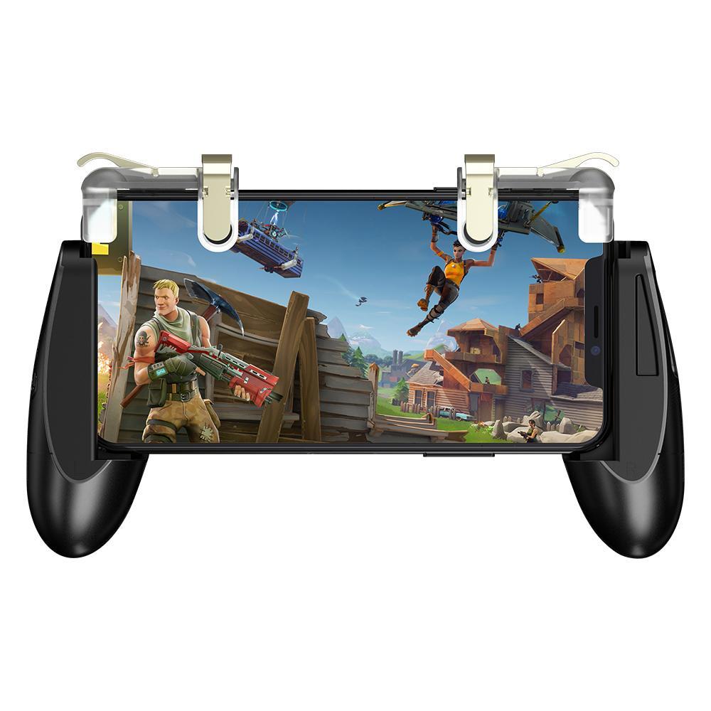 Gamesir F2 จอยยึดมือถือสำหรับ PUBG Fornite + ตัวยิงคุณภาพสูง + กล่องเก็บสวยหรู จอยพับเก็บได้ GameSir F2 Firestick Grip