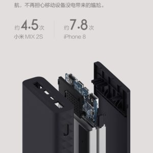 ZMI PD27W QC3.0 FCP AFC 20000mah Power bank (QB822)