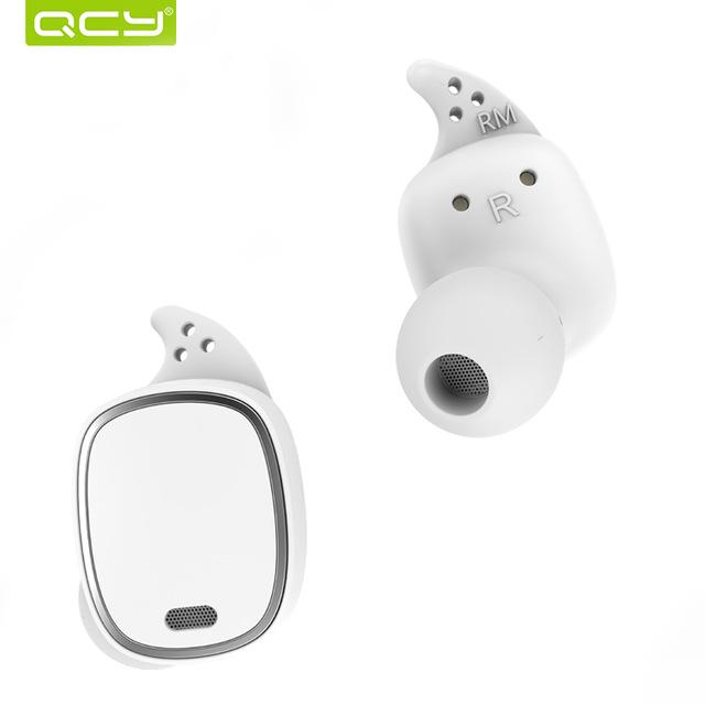 QCY T1 PRO หูฟังไร้สายระบบสัมผัส แบตอึด มาพร้อมระบบกันน้ำ IPX4 และ ระบบเสียง 3D stereo