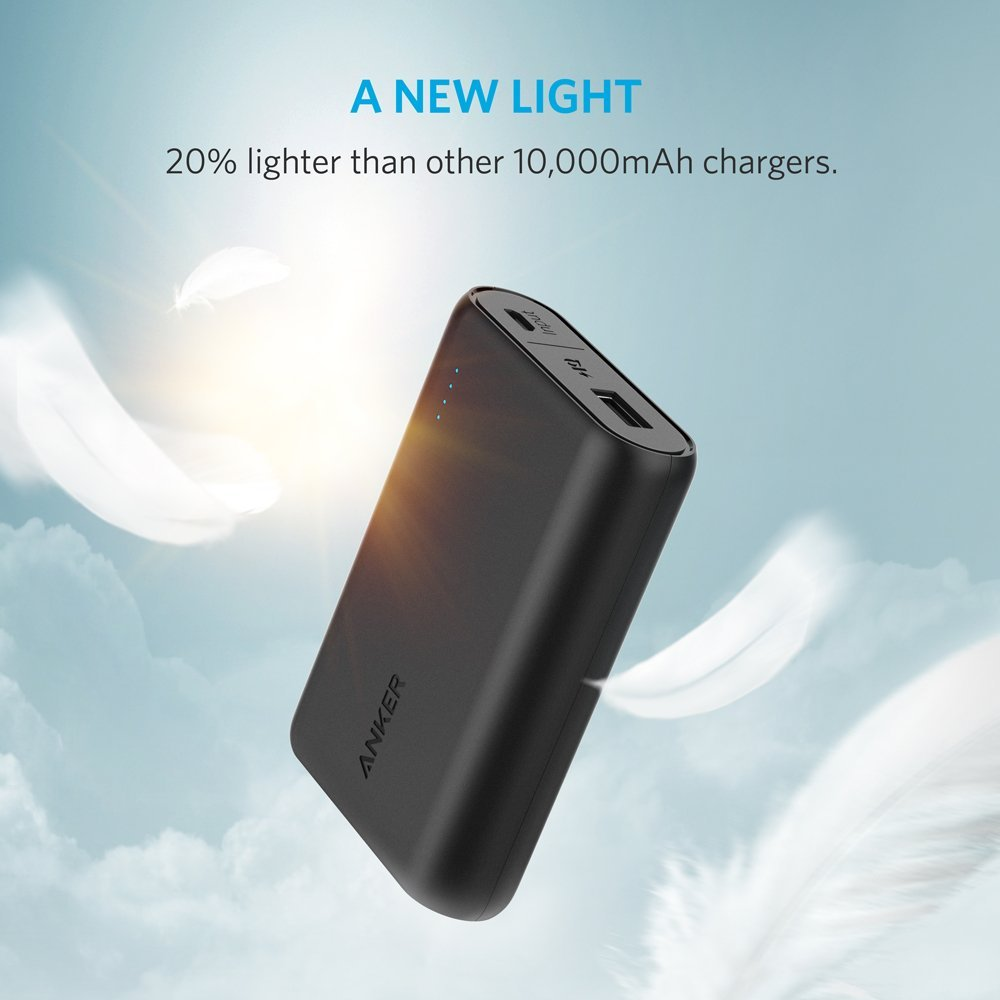 ANKER PowerCore 10,000 mAh (Black)