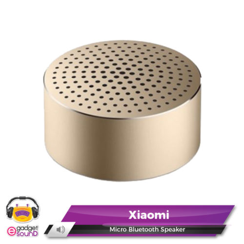 Xiaomi 2W 5cm ลำโพงไร้สายเล็กพิเศษ มีแบตในตัวเล่นได้นานสุด 4ชม. Micro Bluetooth4.0 บลูทูธ Speaker ลำโพงพกพาเล็ก